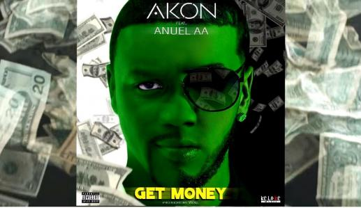 "Akon Grabs Anuel AA For New Single ""Get Money"": Listen"