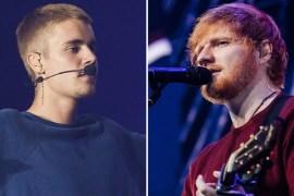 New Music: Ed Sheeran ft. Justin Bieber – I Don't Care