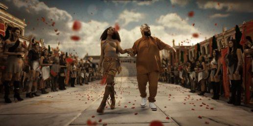 Watch DJ Khaled feat SZA 'Just Us'