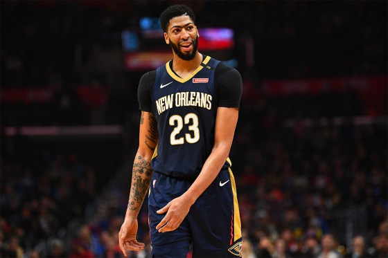 Pelicans Planning to Have Anthony Davis Trade to Lakers Done by this Weekend