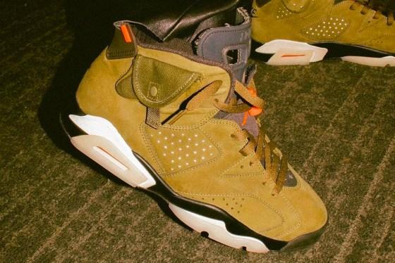 Travis Scott X Air Jordan 6 'Cactus Jack' Release Date Rumors Emerge