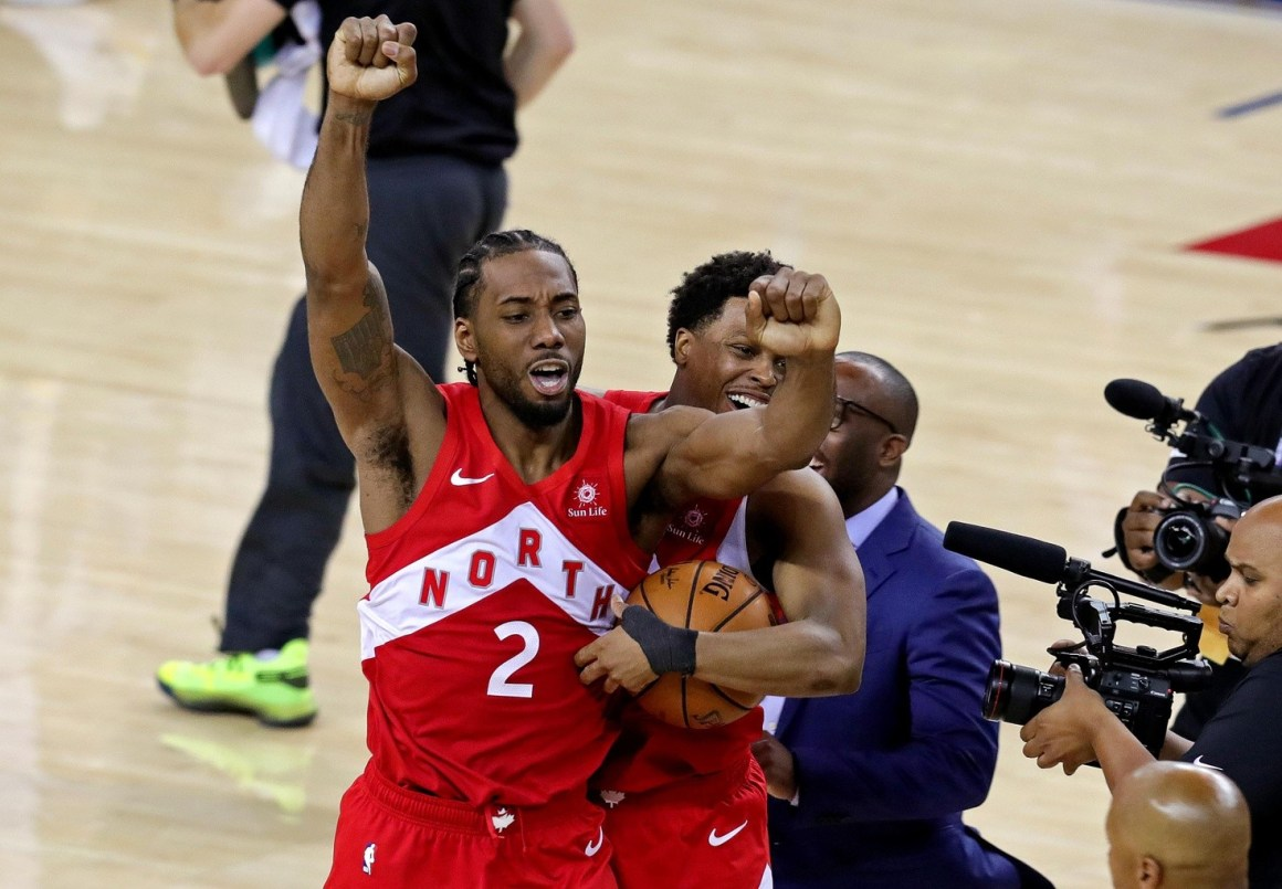 Nike Files Countersuit Against Kawhi Leonard Over Image Rights