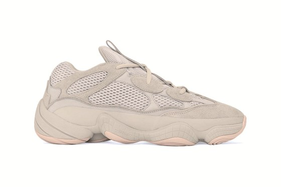 Adidas Yeezy 500 'Stone' Releasing This Fall