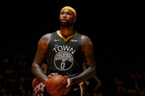 Lakers' DeMarcus Cousins Appears to Have Lost Weight in Offseason