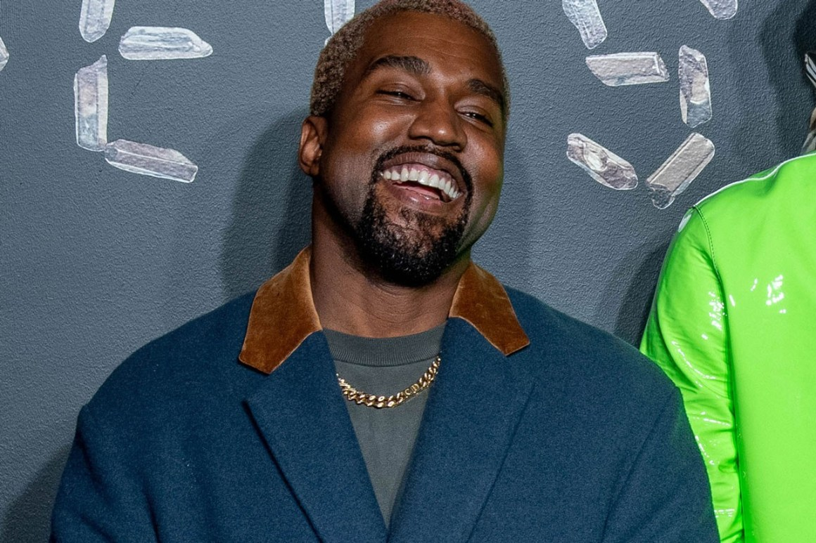 Kanye West Reportedly Worrying Family and Friends Amid Bipolar Episode