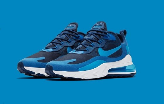 Nike Air Max 270 React 'Blue Void' Drops Next Friday