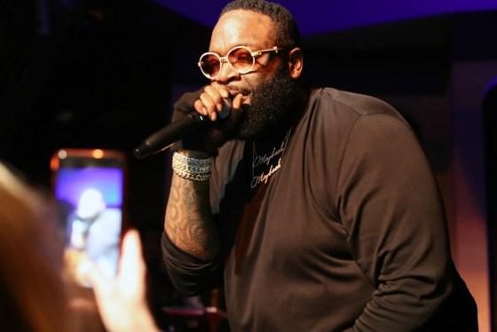 Rick Ross Responds To Nicki Minaj Blasting Him On 'The Joe Budden Podcast'