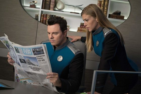 'The Orville' Moving to Hulu for Season 3, Won't Return Until 2020