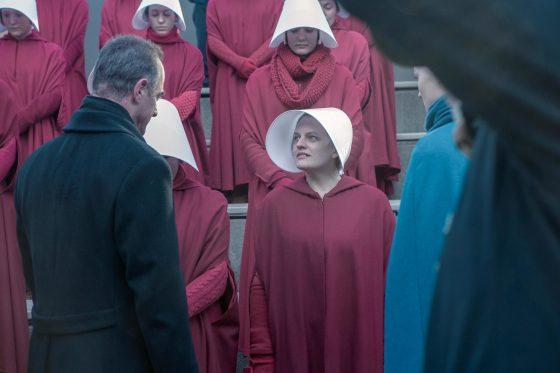 'The Handmaid's Tale' Renewed for 4TH Season by Hulu