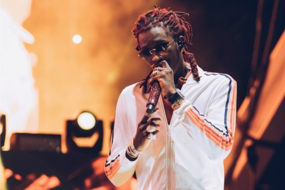 "Young Thug Says Lil Nas X ""Shouldn't Have Told the World"" He's Gay"