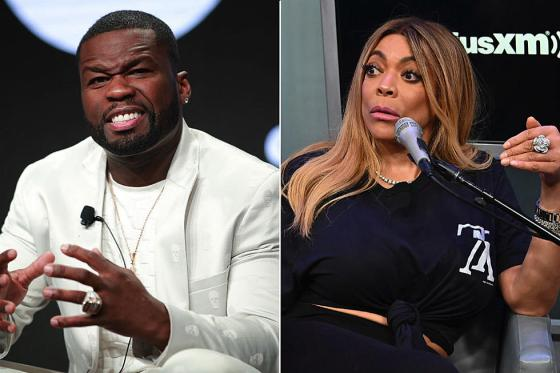 50 Cent Denies Wendy Williams Entry Into His Pool Party
