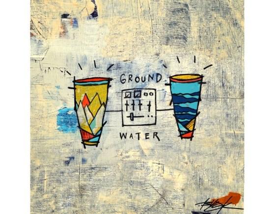 Blu & Damu the Fudgemunk Releases Surprise Project, 'Ground & Water'