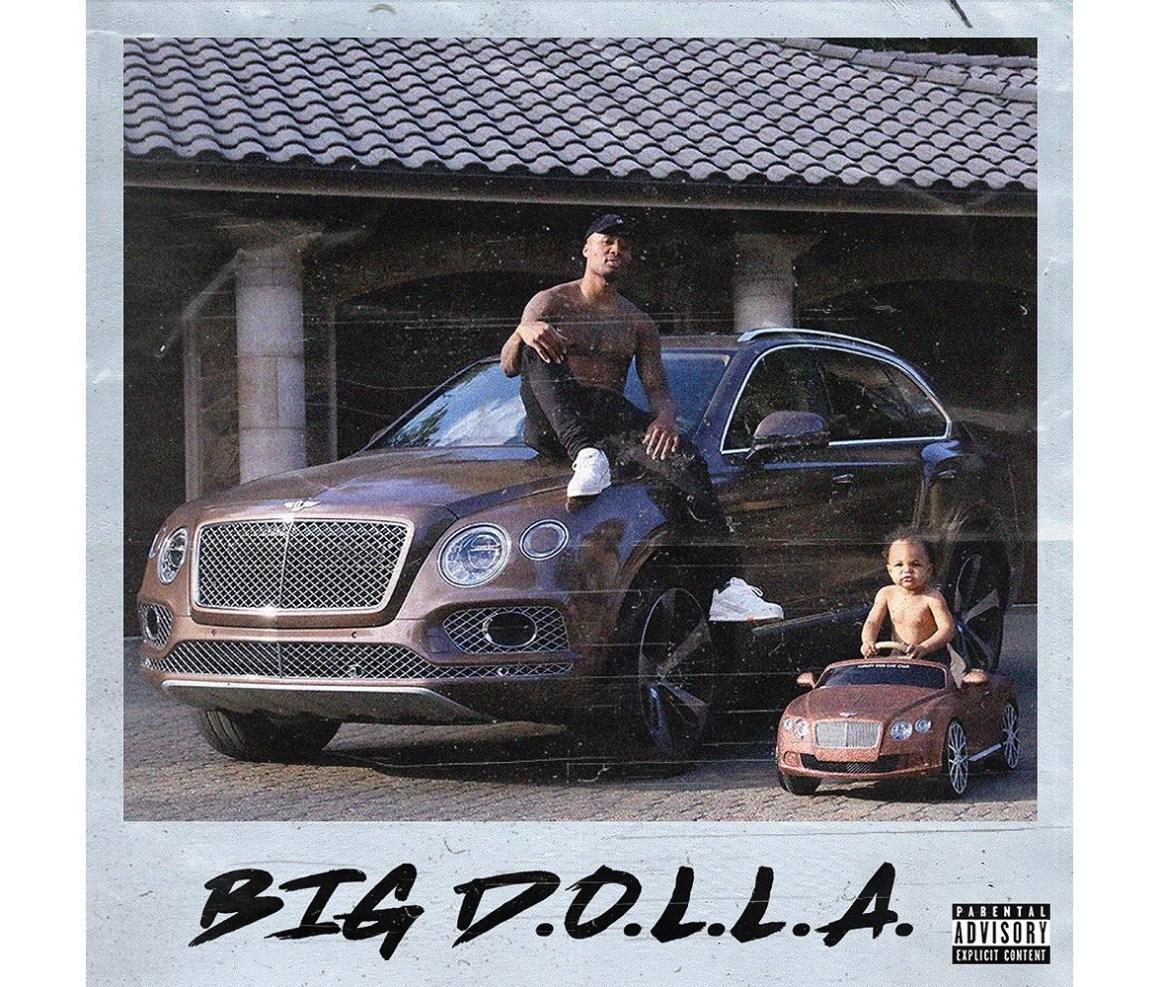"""Stream Damian Lillard's New Album """"Big D.O.L.L.A"""""""