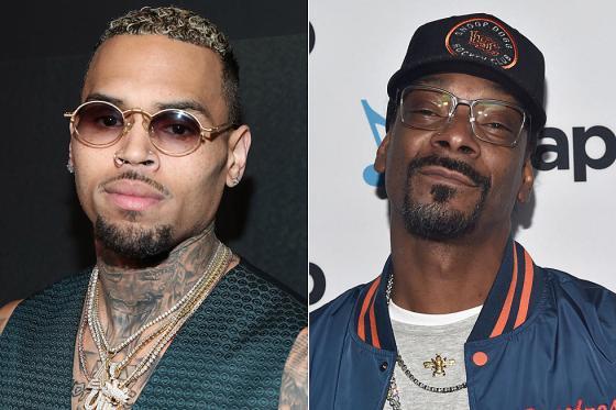 Listen to Snoop Dogg's 'Turn Me On' f/ Chris Brown