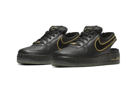 Nike Releases a Slingback Version of the Air Force 1