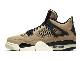"Where To Buy The Air Jordan 4 ""Mushroom"""