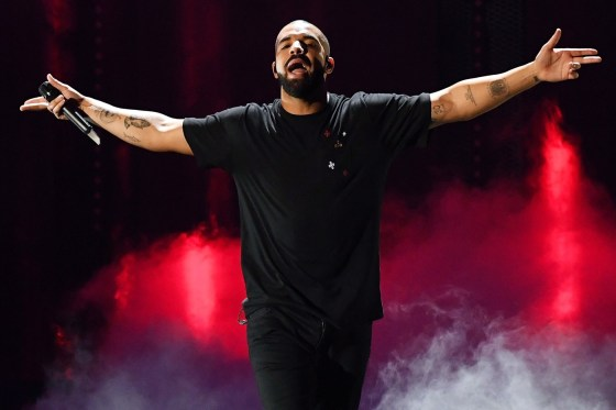 "Listen to Drake's New Leaked Song ""Not Around"""