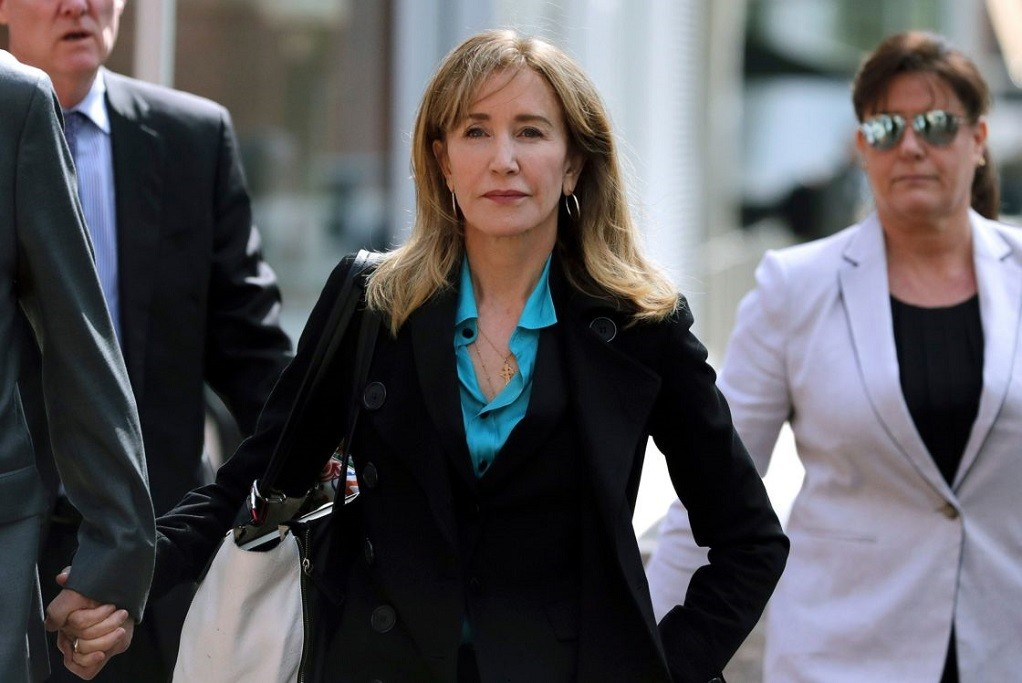 Felicity Huffman Sentenced to Jail Time in College Admissions Scandal