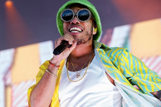 """Anderson .Paak Assists The Game On New Song """"Stainless"""""""