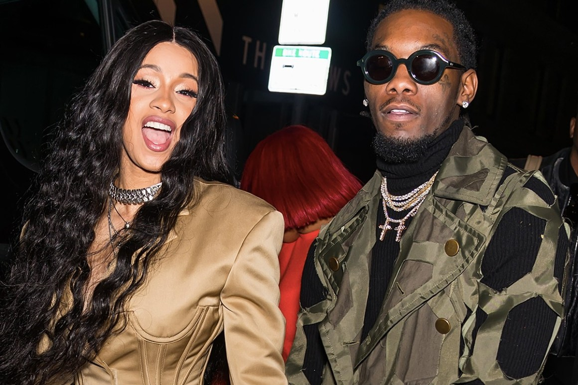 Offset Penned a Heartfelt Tribute To Celebrate Cardi B's 27th Birthday