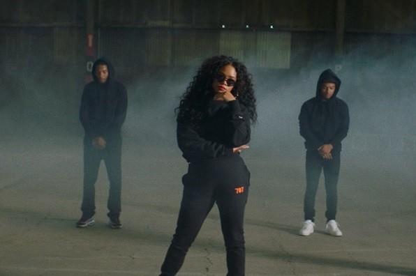"Watch H.E.R. & YG ""Slide"" Music Video"