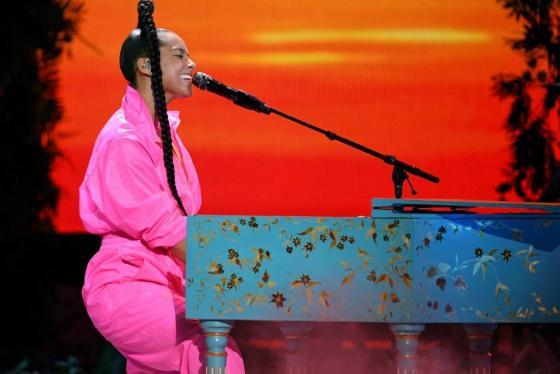 Alicia Keys Unleashed a New Single Entitled 'Time Machine'