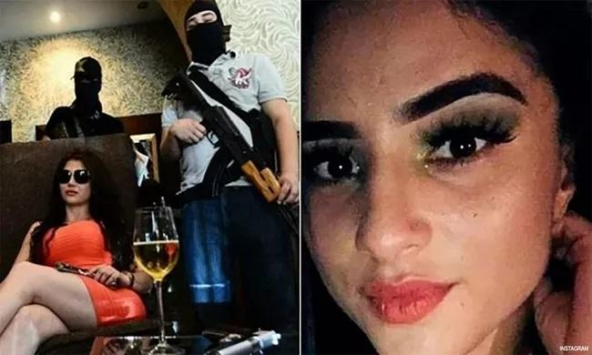 "Mexican Cartel Assassin ""La Catrina"" Dies in Shootout with Cops"