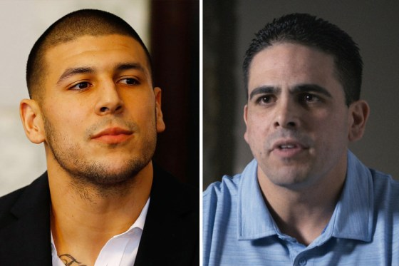 Ex Bristol HS Student Says Aaron Hernandez's Alleged Gay Lover is Lying