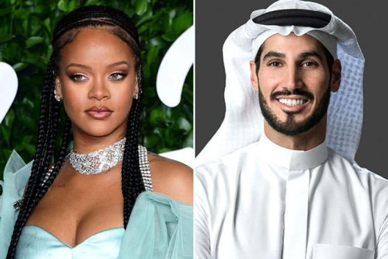 Rihanna and Hassan Jameel Reportedly Break Up