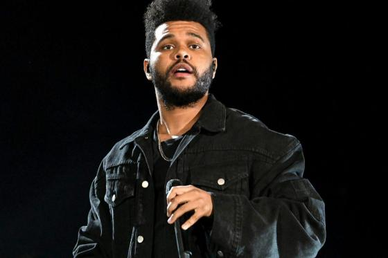 "Watch The Weeknd ""Blinding Lights"" Music Video"