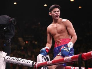 Ryan Garcia Scores Vicious 1st-Round KO win over Francisco Fonseca