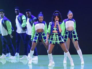 "Watch Camila Cabello & DaBaby ""My Oh My"" Music Video"