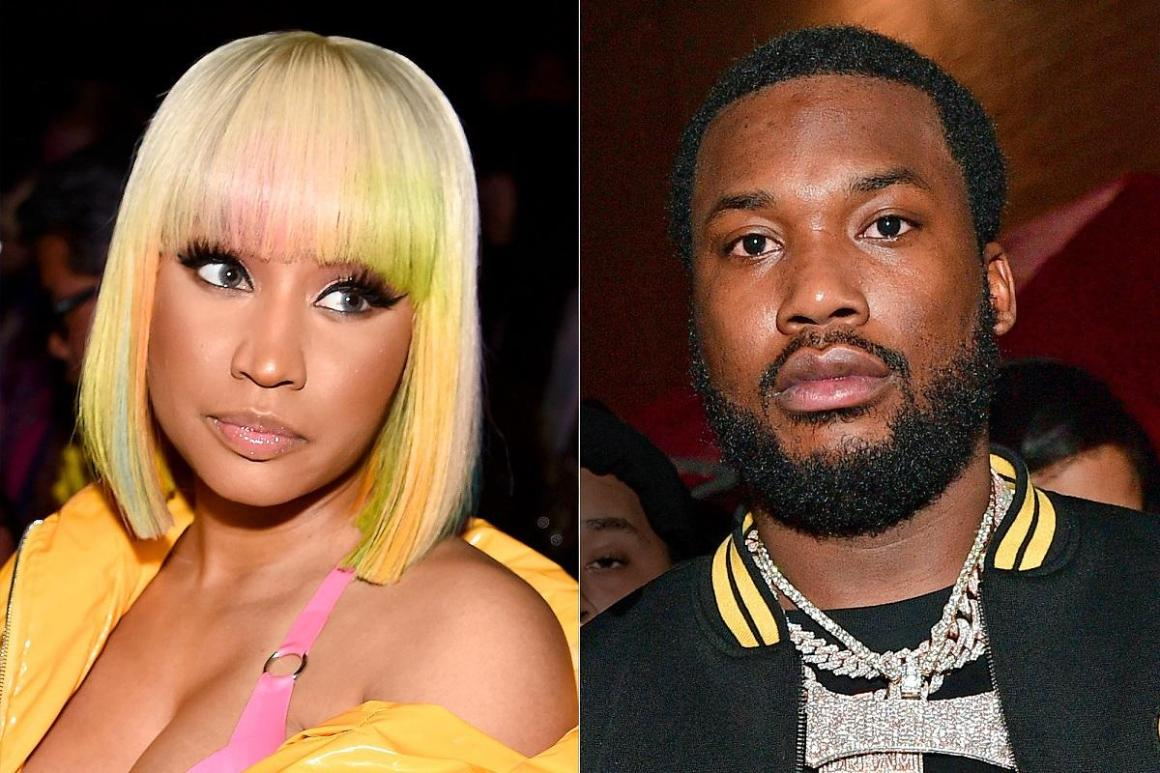 Nicki Minaj Blasts Ex-Boyfriend Meek Mill on Twitter