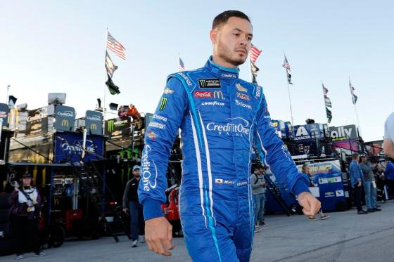 Nascar Driver Kyle Larson Says N-Word During iRacing Live Stream