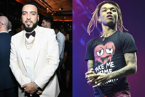 Swae Lee Calls Out French Montana Over 'Unforgettable' Claims