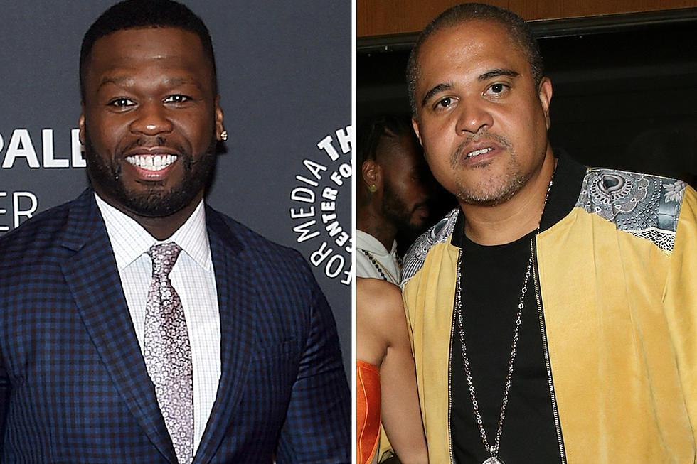 Irv Gotti Blasts 50 Cent Over Southwest-T IG Post, Calls Him a Clown