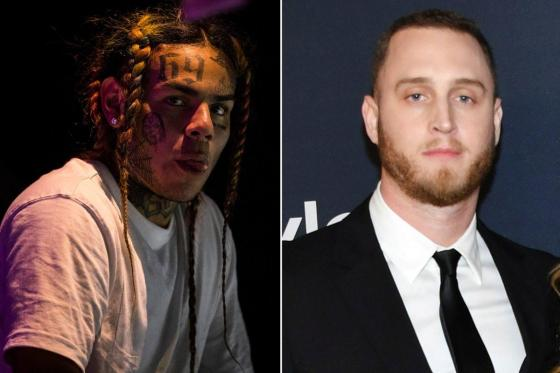 "Chet Hanks' Says Tekashi is ""Scared S**tless,"" Tekashi Responds"