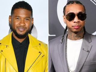 Watch Usher & Tyga's 'California' Music Video