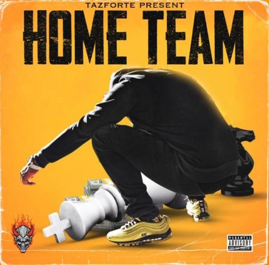 """Atlanta Rapper TazForte Releases Another EP """"Home Team"""""""