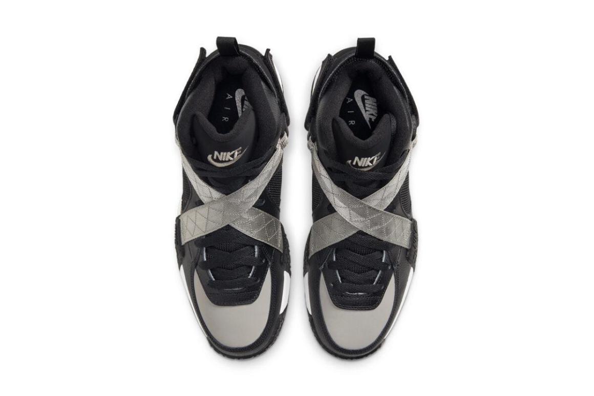 Nike Air Raid Coming Soon in OG Black and Gray Colorway