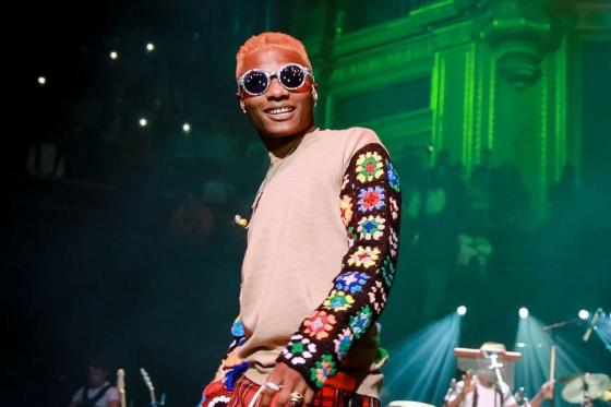 WizKid Drops New Song 'No Stress'