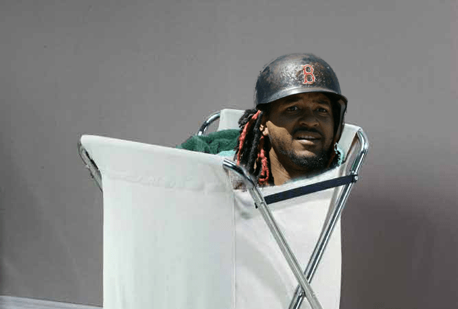 Is me in a CART, mang!