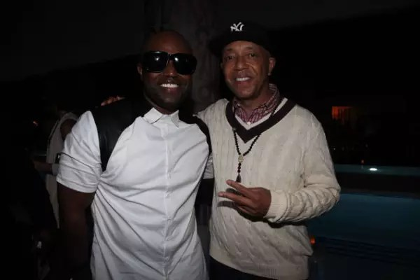 Rico Love & Russell Simmons