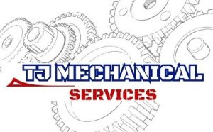 Commercial Refrigeration Services in Atlanta, GA - T-J Mechanical Logo