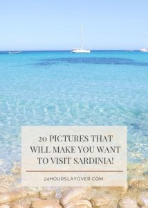 20 pictures that will make you want to visit Sardinia!