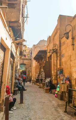 old town 10 things to do in Cairo
