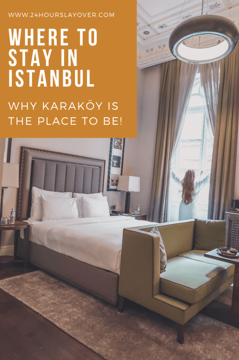 Where to stay in Istanbul - why Karaköy is the place to be!