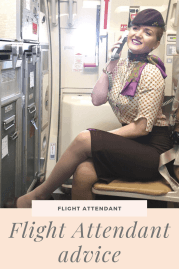 flight attendant advice