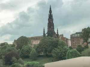 instagrammable places in Edinburgh