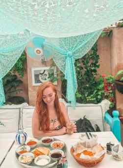 Arabian teahouse dubai al Fahidi instagrammable places in dubai